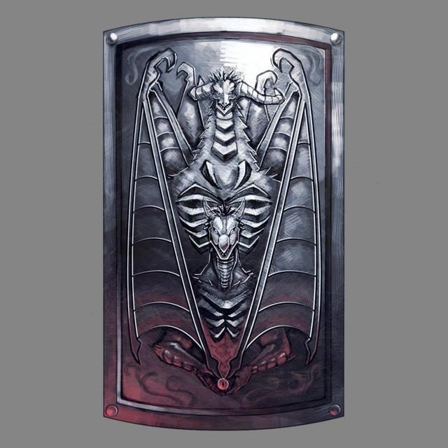 Crunchyroll Dark Souls II Facebook Shares Top 30 US Fan Made Shield Designs