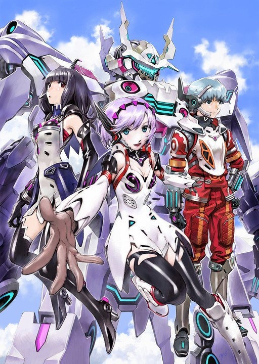 Wallpaper Lost Girl Crunchyroll New Project Quot Starwing Paradox Quot Featuring