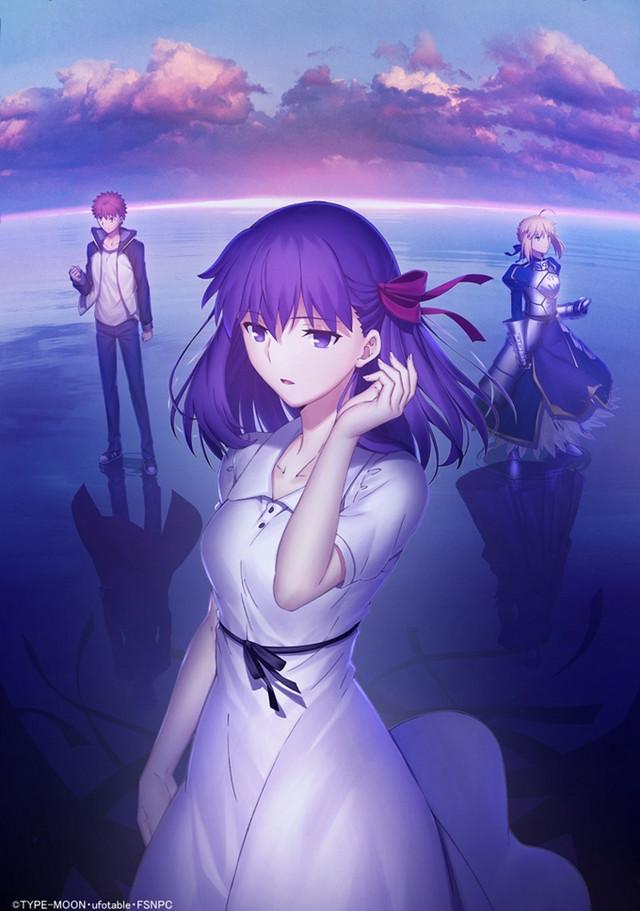 Crunchyroll - Advance Tickets for Fate/stay night: Heaven's Feel II. lost butterfly will Go on Sale on August 4