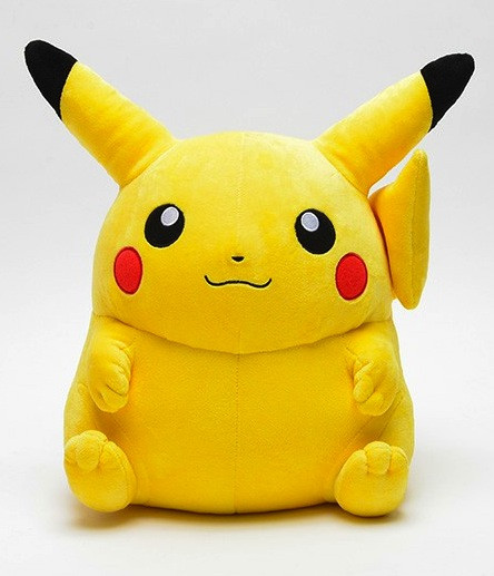 Crunchyroll Life Size Pikachu Plush Goes On Sale In November