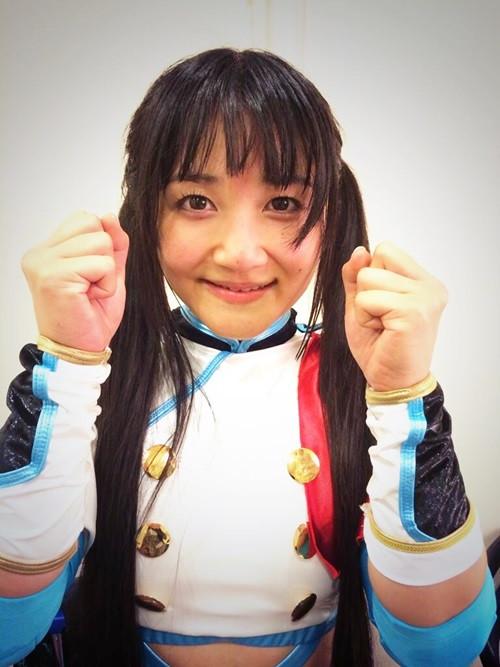 Crunchyroll Voice Actress Ai Shimizu Wins Her 1st Pro