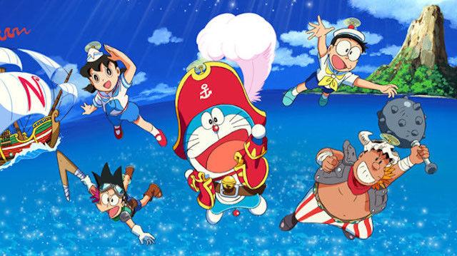Crunchyroll  Teaser Site Launches for Doraemon Nobitas