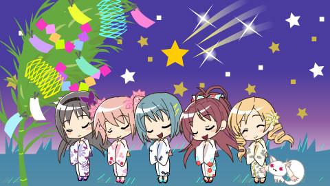 Kết quả hình ảnh cho tanabata anime
