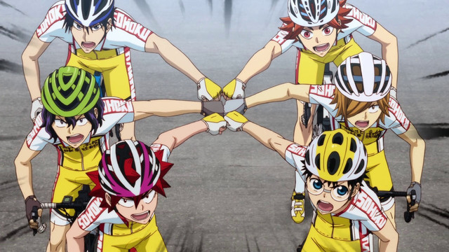 Image result for yowamushi pedal new generation
