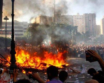 Egitto sono oltre 500 le vittime della guerra civile