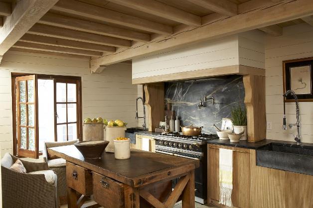 Progettazione e realizzazione di arredamento per la casa in stile country, shabby, urban,. Arredamento Stile Country Una Casa Dal Sapore Rustico E Accogliente