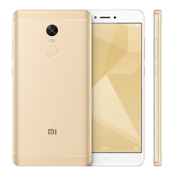 banggood Xiaomi Redmi Note 4X Snapdragon 625 MSM8953 2.0GHz 8コア CHAMPAGNE(シャンペン)
