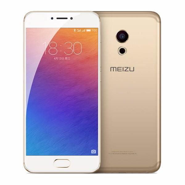 banggood MEIZU PRO 6 MTK6797 Helio X25 2.5GHz 10コア GOLDEN(ゴールデン)