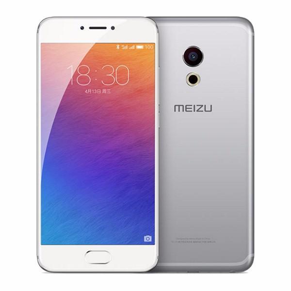 banggood MEIZU PRO 6 MTK6797 Helio X25 2.5GHz 10コア SILVER(シルバー)