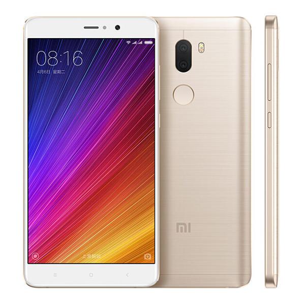 banggood Xiaomi Mi5S Plus Snapdragon 821 MSM8996 Pro 2.35GHz 4コア  GOLDEN(ゴールデン)