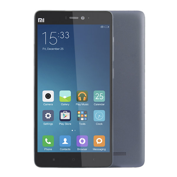banggood Mi 4C Snapdragon 808 MSM8992 1.8GHz 6コア METAL GREY(メタル グレー)