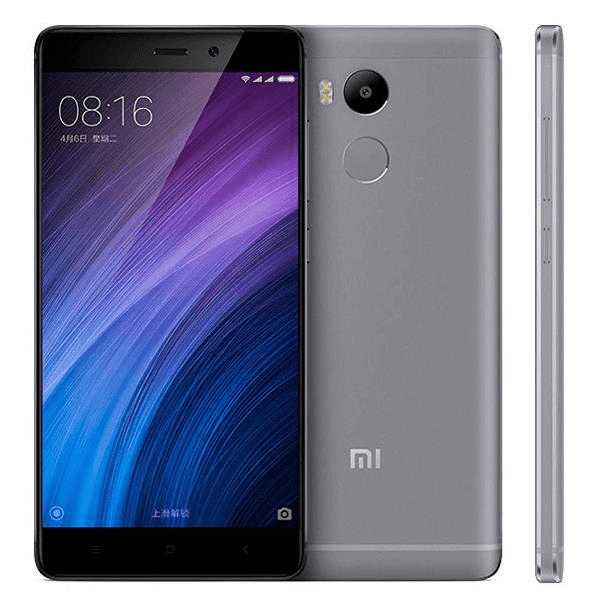 banggood Xiaomi Redmi 4 Snapdragon 430 MSM8937 1.4GHz 8コア , Snapdragon 625 MSM8953 2.0GHz 8コア GRAY(グレイ)