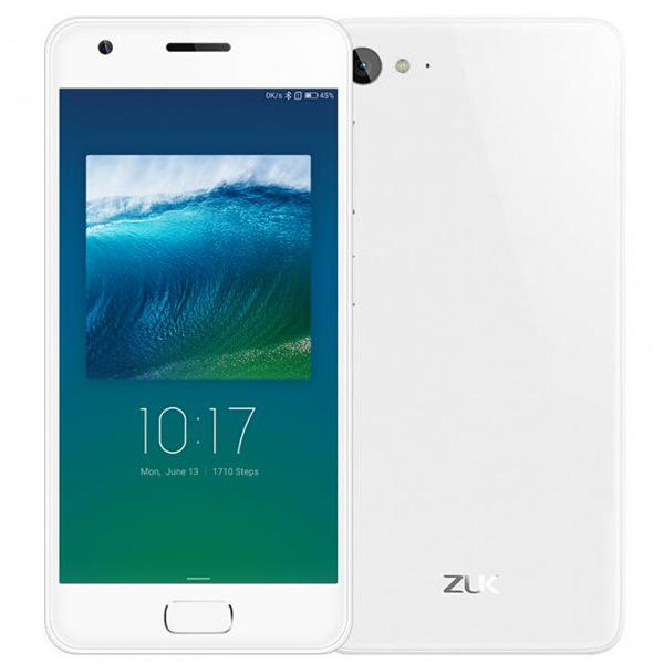 banggood Lenovo ZUK Z2 Snapdragon 820 MSM8996 2.15GHz 4コア WHITE(ホワイト)