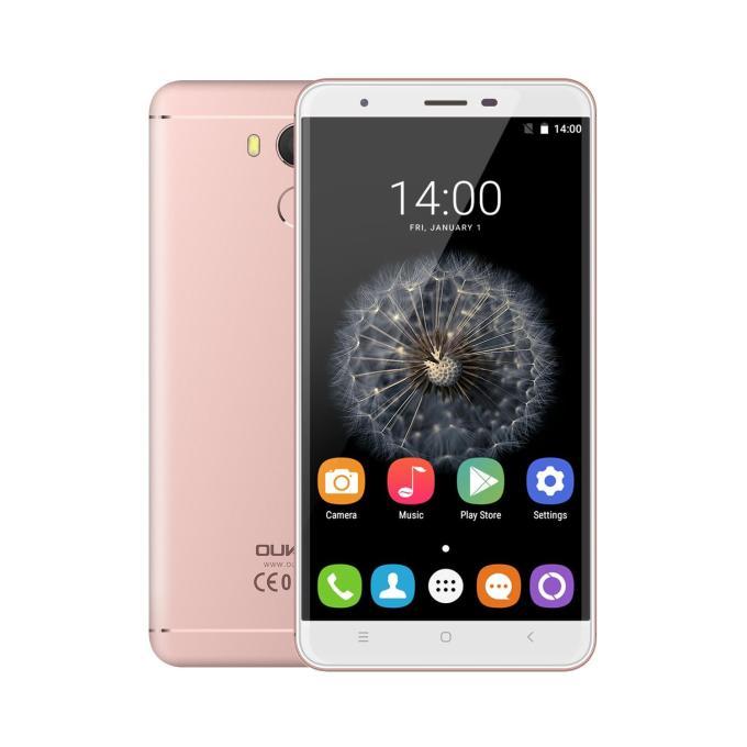 banggood Oukitel U15 Pro MTK6753 1.3GHz 8コア ROSE GOLD(ローズゴールド)