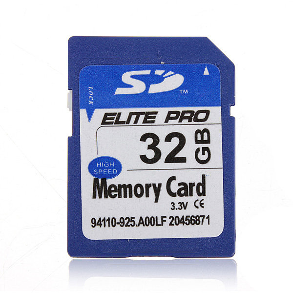 32gb 32g Sd Hc Secure Digital High Speed Flash Memory Card For Camera  Us$1328