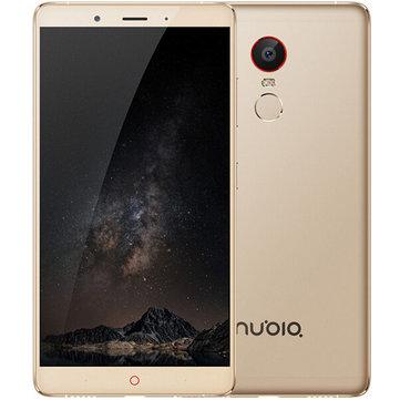 banggood ZTE Nubia Z11 Max MTK6755 1.8GHz 8コア GOLDEN(ゴールデン)