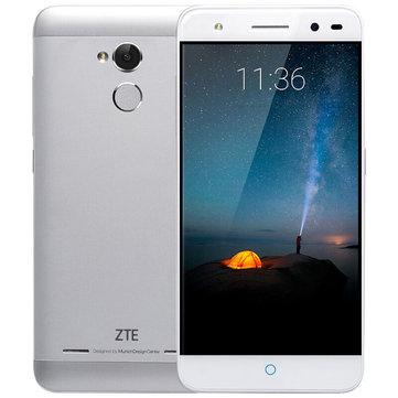 ZTE Blade A2 Fingerprint 5.0 inch 3GB RAM 32GB ROM MT6750 1.5GHz Octa core 4G Smartphone