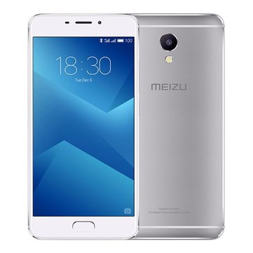 Meizu M5 Note 5.5-inch Fingerprint 3GB RAM 16GB ROM MTK Helio P10 Octa core 4G Smartphone