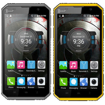 Ken Xin Da PROOFINGS W9 6.0 Inch IP68 Waterproof MTK6753 Octa core 4G Smartphone