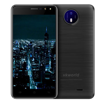 Vkworld F2 5.0 Inch HD Android 6.0 2GB RAM 16GB ROM MT6580A Quad Core 1.3GHz 3G Smartphone