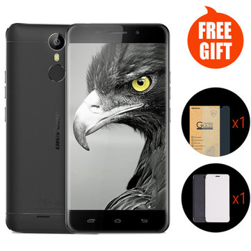 Ulefone Metal 5 Inch 3GB RAM 16GB ROM MT6753 Fingerprint Scanner Octa Core Smartphone