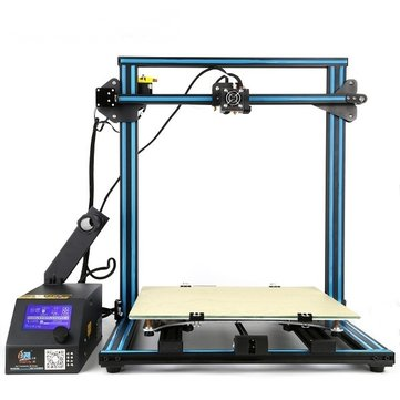 Creality 3D® CR-10 Customized 500*500*500 Printing Size DIY 3D Printer Kit 1.75mm 0.4mm Nozzle With 2x 1KG PLA Filament