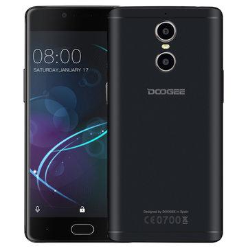 DOOGEE Shoot 1 5.5 Inch Fingerprint 2GB RAM 16GB ROM MTK6737 4G Quad Core Smartphone