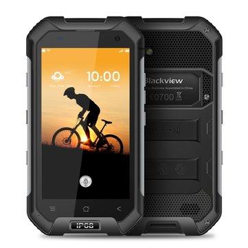 Blackview BV6000 4.7-inch IP68 Waterproof 3GB RAM MTK6755 Octa-core 4G Smartphone