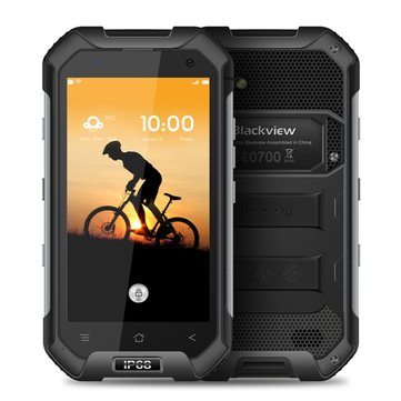 Blackview BV6000 4.7-inch IP68 Waterproof 3GB RAM MTK6755 Octa-core 4G Smartphone