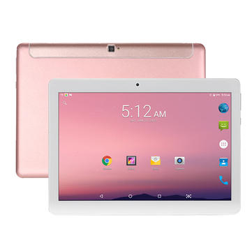 Original Box VOYO Q101 Octa Core 3G RAM 64G ROM 10.1 Inch Android 6.0 Dual 4G Tablet PC Rose Gold