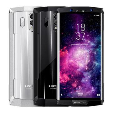 HONTOM HT70 6.0 Inch 10000mAh Fast Charge 4GB RAM 64GB ROM MTK6750T Octa-Core 1.5GHz 4G Smartphone