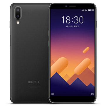 MEIZU MBLU E3 5.99 Inch Side Fingerprint 6GB RAM 128GB ROM Snapdragon 636 Octa Core 4G Smartphone