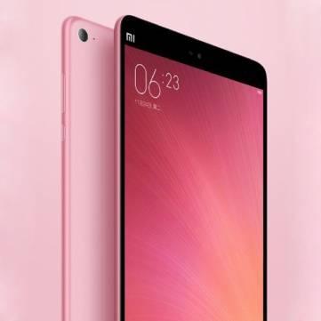 XIAOMI Mipad 2 64G Intel Cherry-Trail Z8500 Quad Core 1.84GHz 7.9 Inch MIUI Tablet Pink