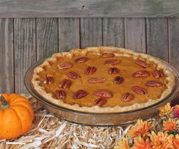 Healthier Thanksgiving Desserts