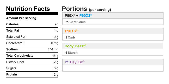 Beaked corn tortilla chips recipes nutrition facts and meal plan portions