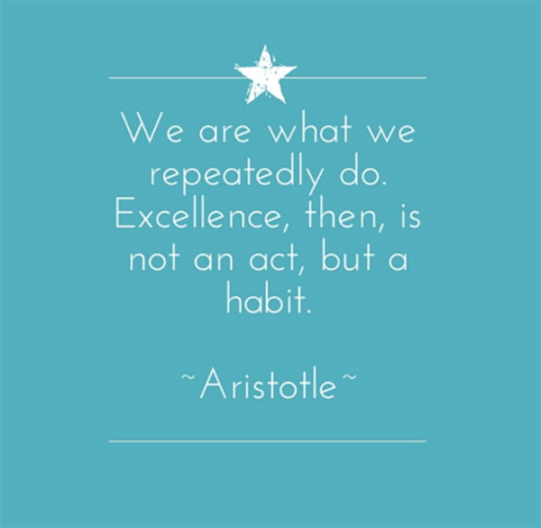20 Motivational Quotes - Aristotle