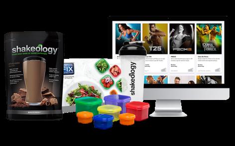 Annual Beachbody® On Demand & Shakeology® Challenge Pack