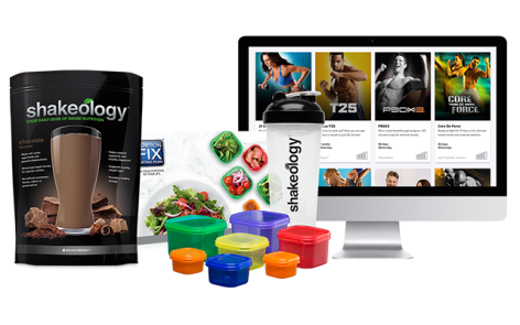 Annual Beachbody® On Demand & Shakeology® Challenge Pack