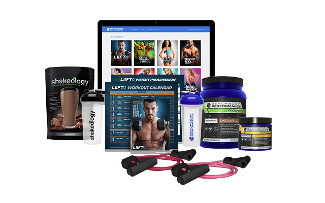 LIIFT4™ Annual BOD Shakeology® & Performance Deluxe CP