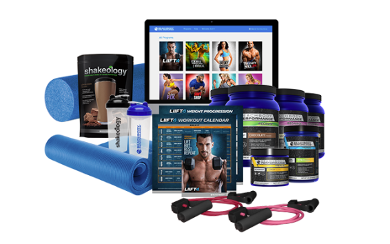 LIIFT4™ Annual BOD Shakeology® & Performance Mega CP