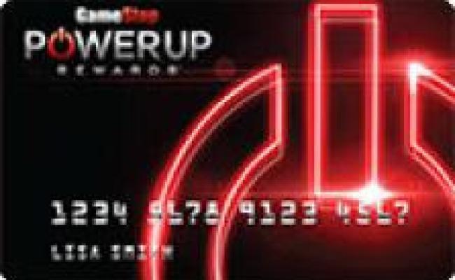 Gamestop Credit Card Details Sign Up Bonus Rewards