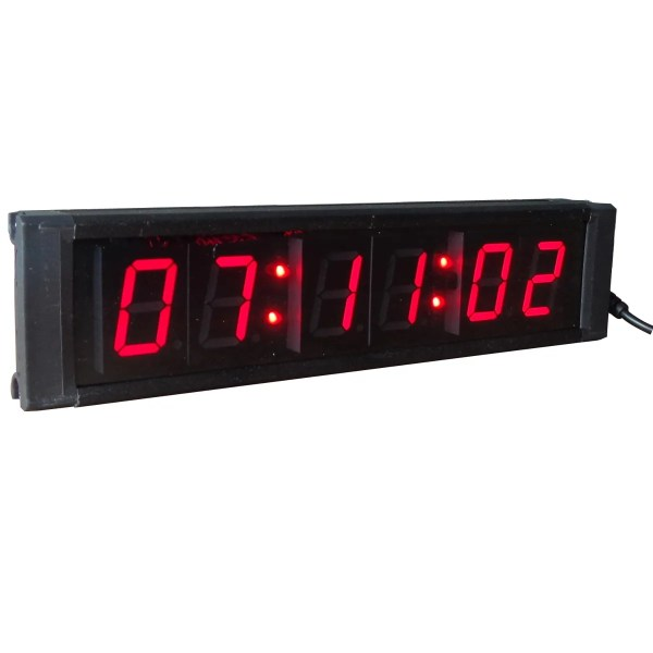 LED Timer Countdown Clock