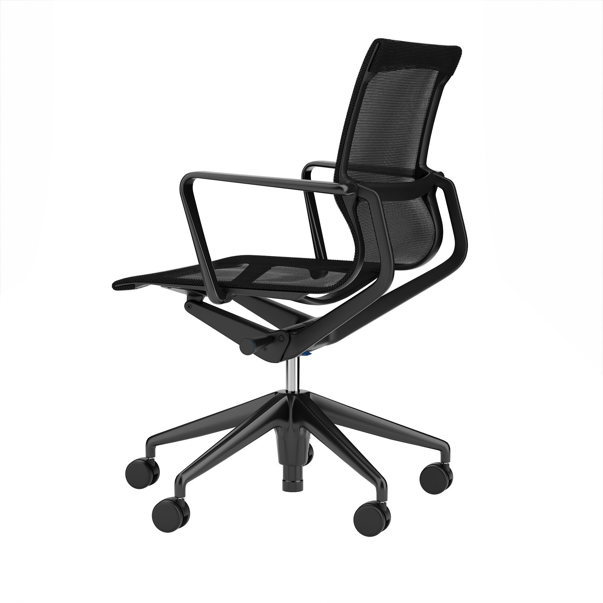 Vitra Office Chair Physix Office Chair By Vitra 3d Model