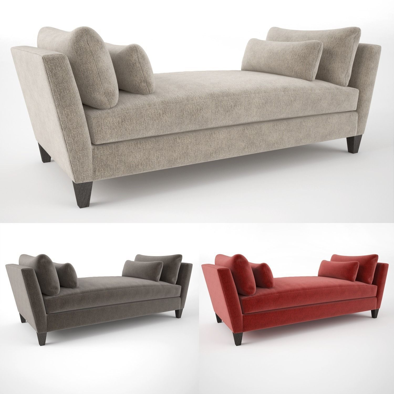 z gallerie bleeker sofa reviews vintage retro style stunning patchwork bed daybed crate and barrel marlowe model
