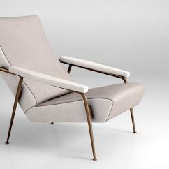 Gio Ponti Chair Graco Duodiner High Manual Molteni D153 Armchair 3d Cgtrader Model