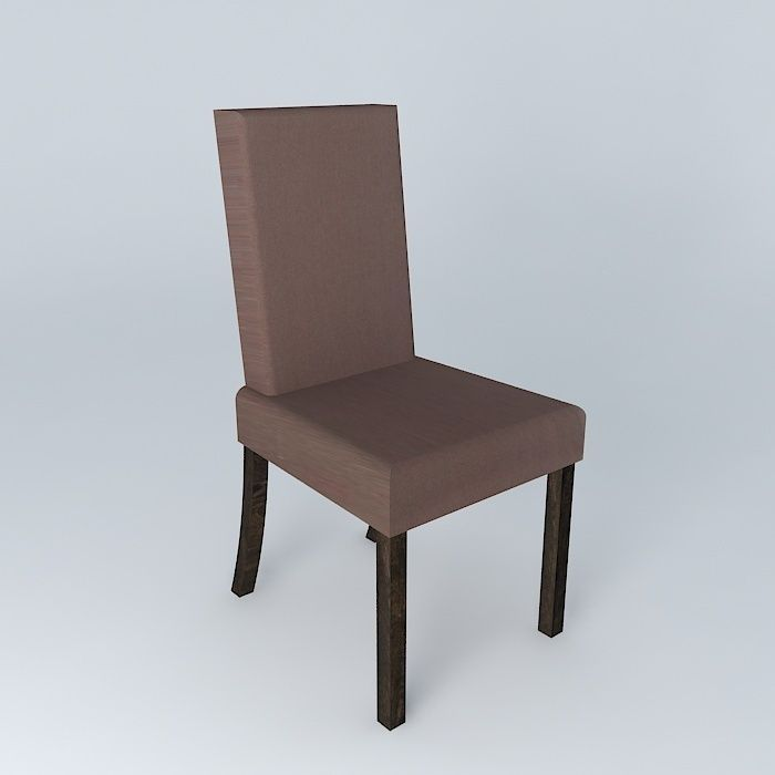 taupe chair covers rattan bistro table and chairs cover margaux houses the world 3d model max obj mtl 3ds fbx stl dae