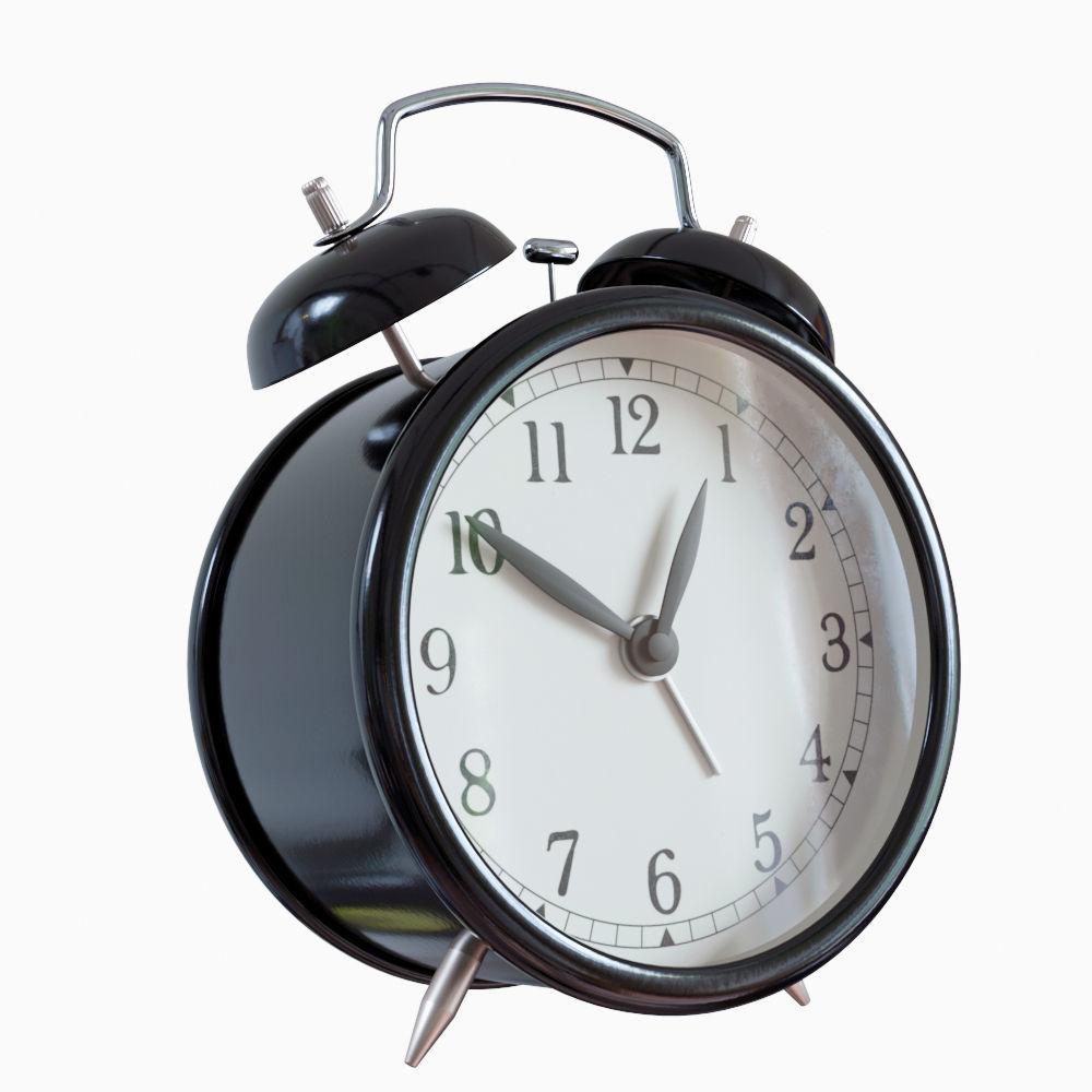 Dekad IKEA alarm clock watch 3D | CGTrader
