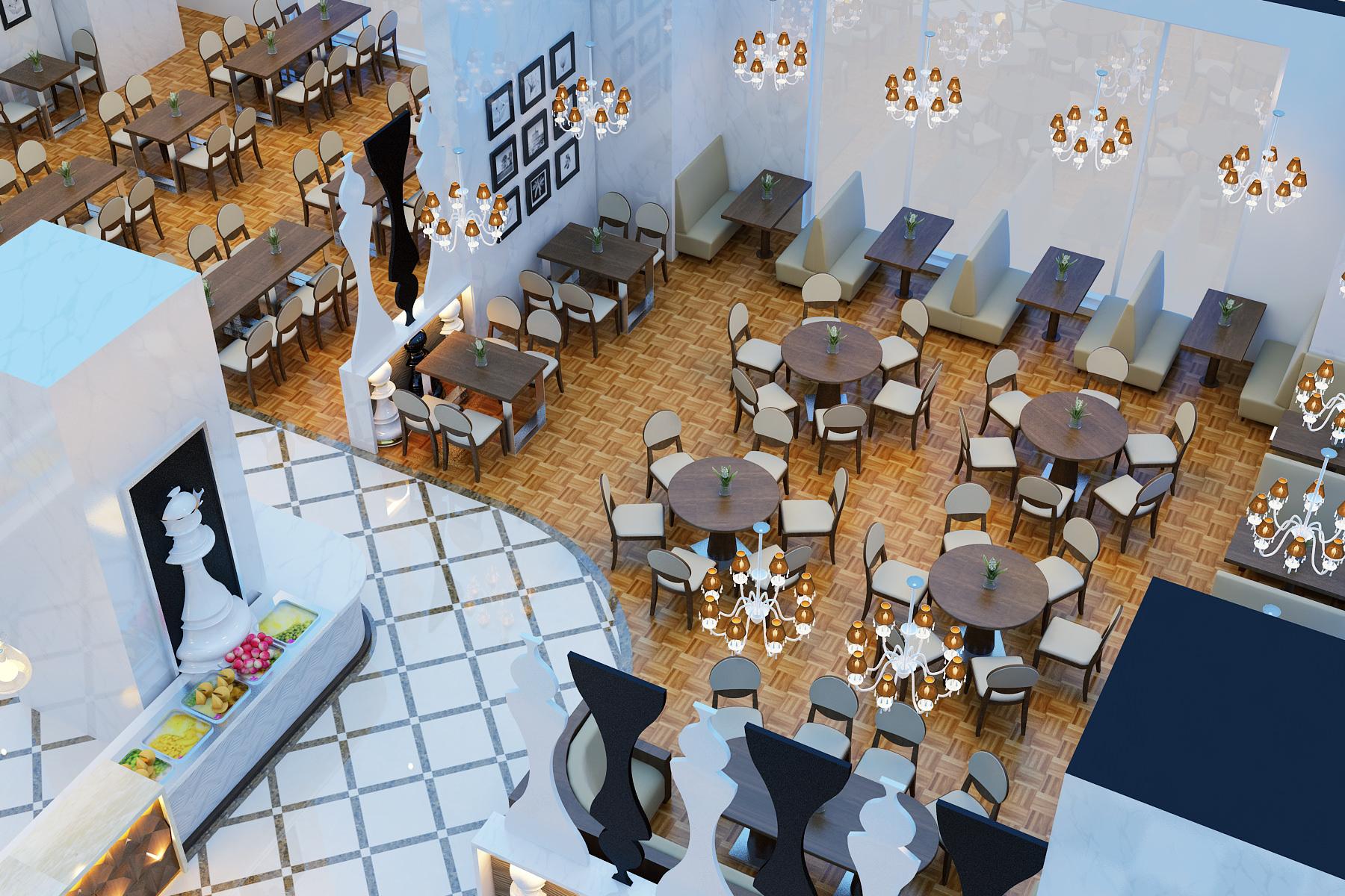 chair design restaurant bride and groom 3d models chess model max fbx | cgtrader.com