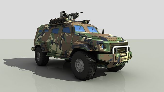 Gta V Car Hd Wallpaper 3d Model Turkish Armored Car Zpt Cobra Cgtrader