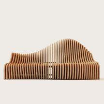 Parametric Bench 3 3d Model Max Obj Dwg Mtl - Year of Clean
